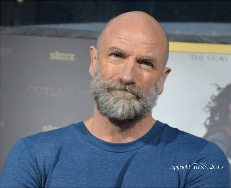 Graham McTavish Outlander39s Graham McTavish Chats on Twitter