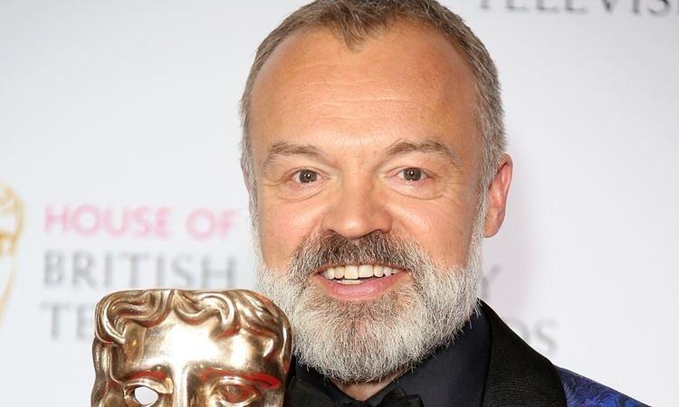 Graham Norton Bafta TV awards 2015 why Graham Norton39s grey beard wins