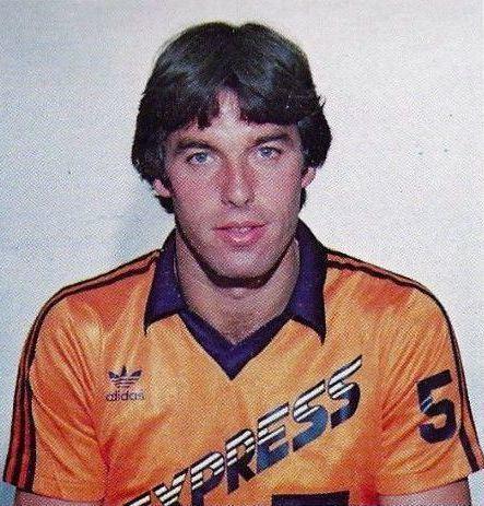 Graham Oates (footballer, born 1949) NASLGraham Oates