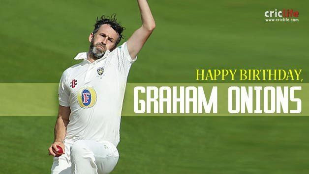 Graham Onions 10 interesting facts about one of Englands most