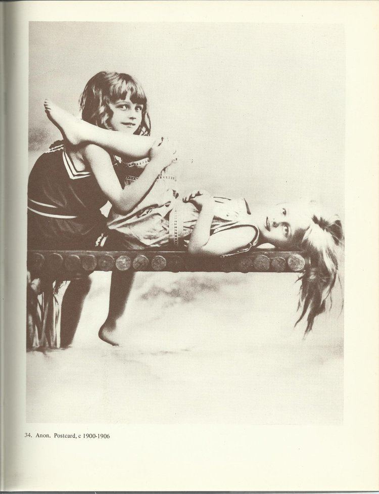 Graham Ovenden Victorian Children Graham Ovenden Robert Melville
