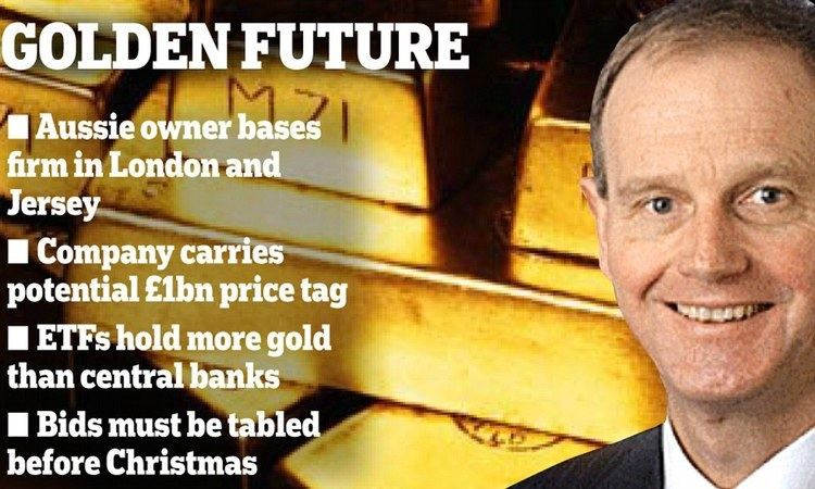 Graham Tuckwell Founder in line for 500m from sale of his ETF firm This