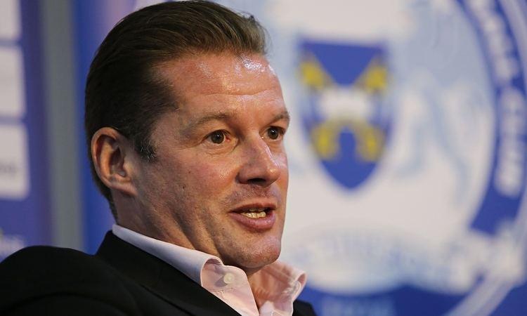 Graham Westley New Peterborough manager Graham Westley Judge me on
