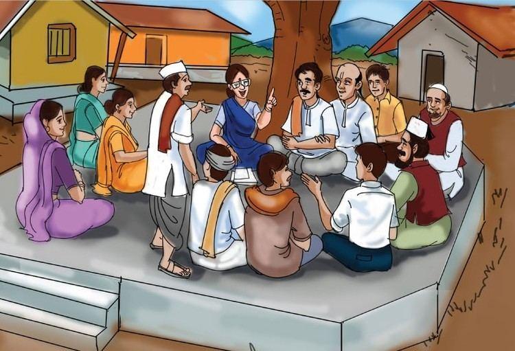 Gram panchayat In 902 gram panchayat development work blocked