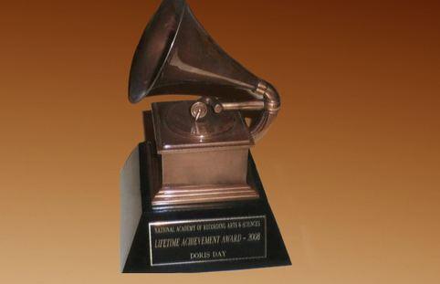 Grammy Lifetime Achievement Award Doris Day Awards The Magic of Doris Day Too Marvelous for Words