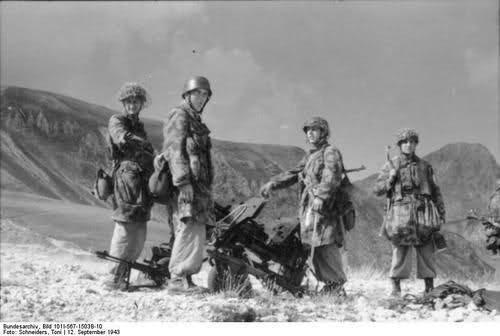Gran Sasso raid Gran Sasso or not WehrmachtAwardscom Militaria Forums