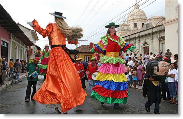 Granada, Nicaragua Culture of Granada, Nicaragua