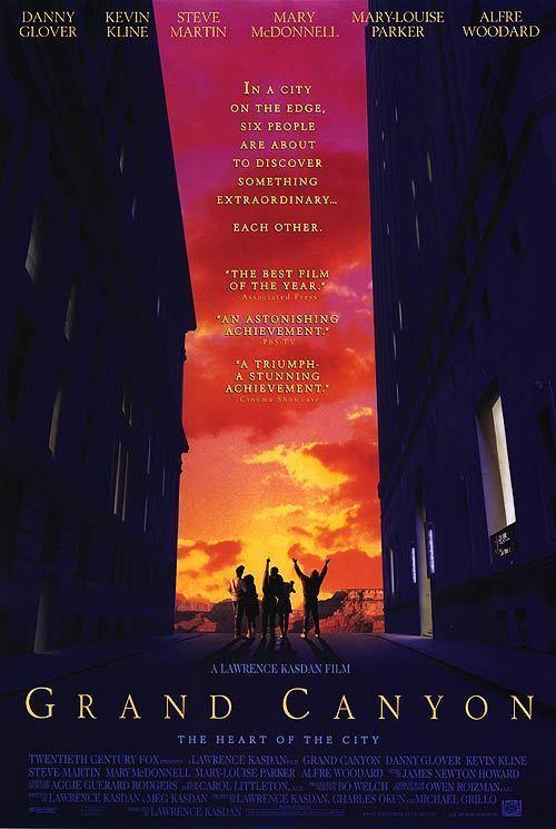 Grand Canyon (1991 film) Grand Canyon 1991 Shooting script Alexander Street