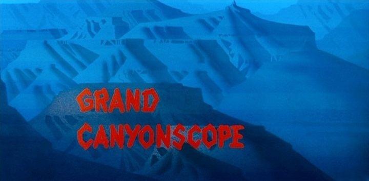 Grand Canyonscope Grand Canyonscope 1954 The Internet Animation Database