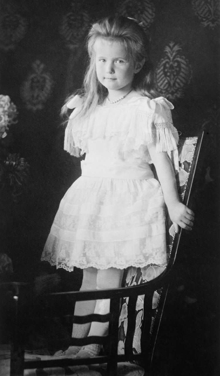 Grand Duchess Anastasia Nikolaevna of Russia httpsuploadwikimediaorgwikipediacommonsbb