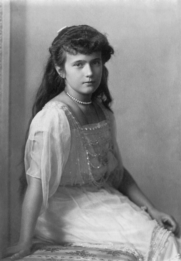 Grand Duchess Anastasia Nikolaevna of Russia Grand Duchess Anastasia Nikolaevna of Russia Wikipedia