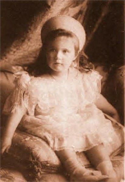 Grand Duchess Anastasia Nikolaevna of Russia The Legend of Anastasia Grand Duchess Anastasia