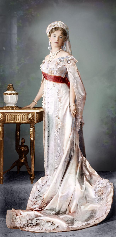 Grand Duchess Olga Nikolaevna of Russia Grand Duchess Olga Nikolaevna of Russia by klimbims on
