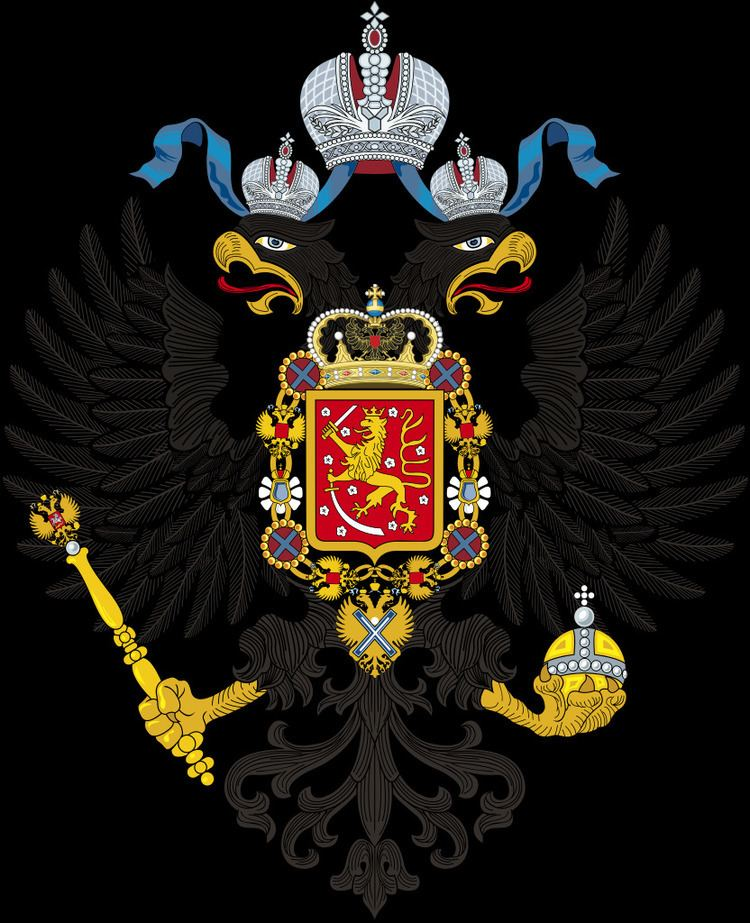 Grand Duchy of Finland Grand Duke of Finland Wikipedia