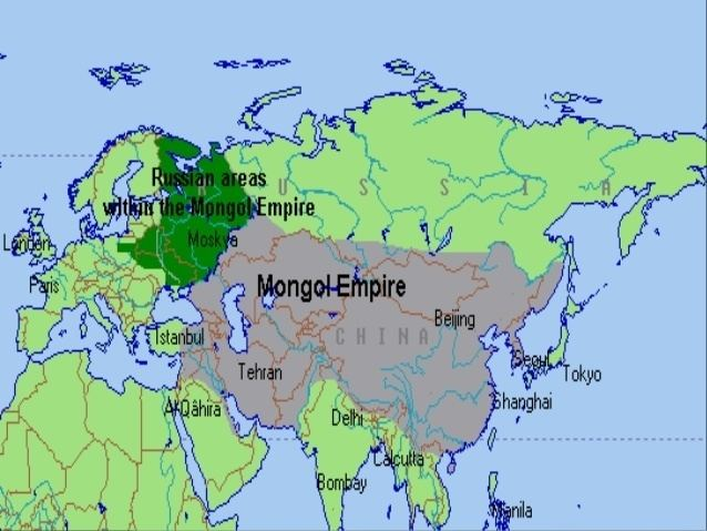 Grand Duchy of Moscow The Rise of Russia