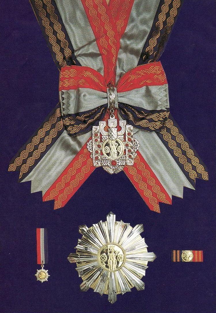 Grand Order of King Tomislav