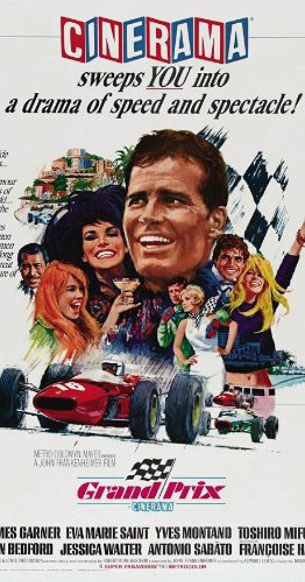 Grand Prix (1966 film) Grand Prix 1966 IMDb