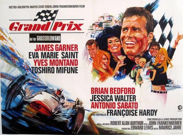 Grand Prix (1966 film) 1966 victorvarelacom blog