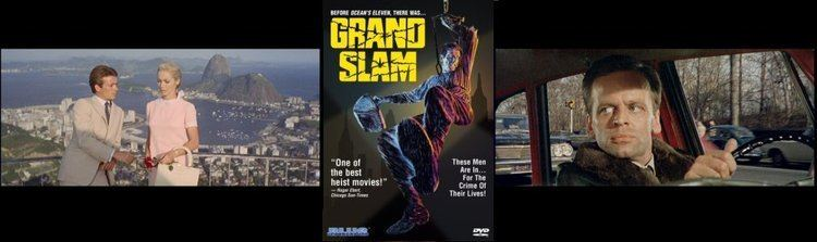 Grand Slam (1967 film) Grand Slam 1967 DVD review at Mondo Esoterica