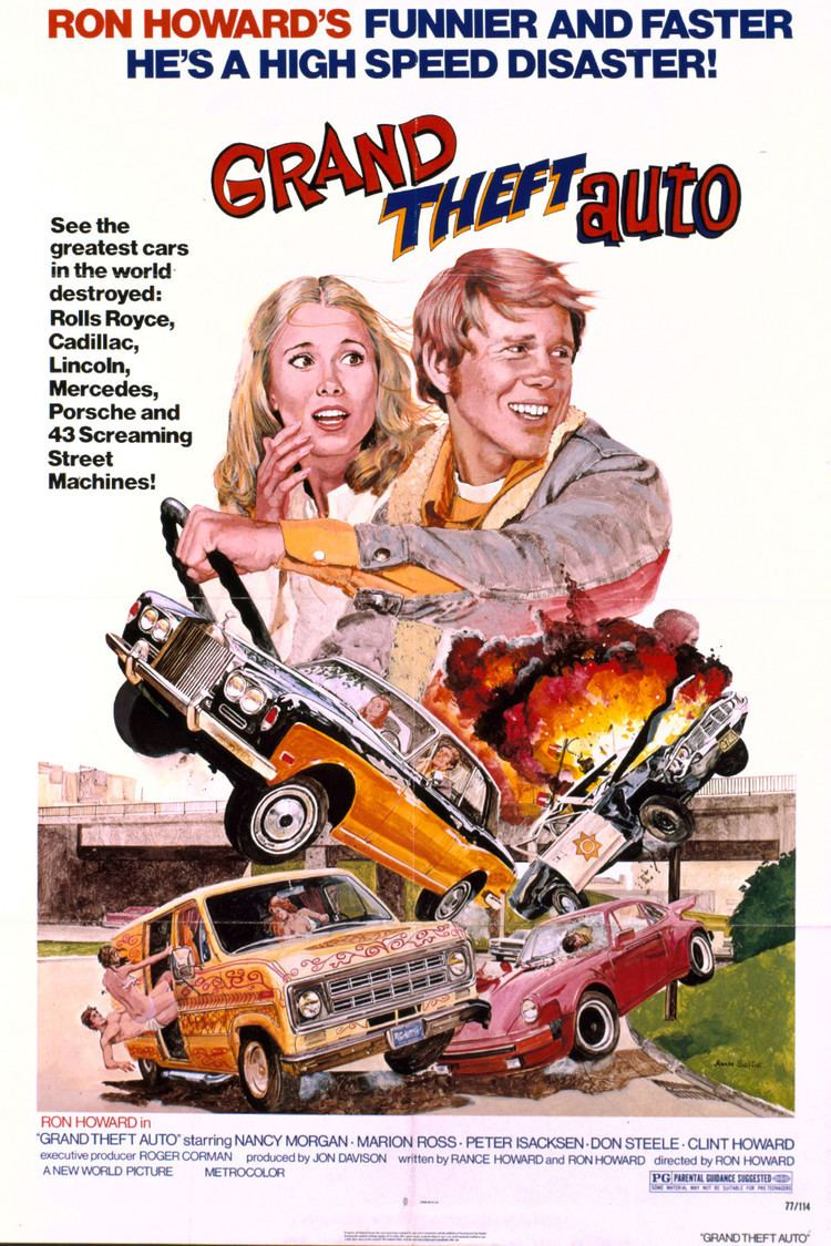Grand Theft Auto (film) wwwgstaticcomtvthumbmovieposters4032p4032p