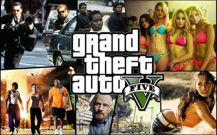 Grand Theft Auto (film) Grand Theft Auto GTA bande annonce film fake YouTube