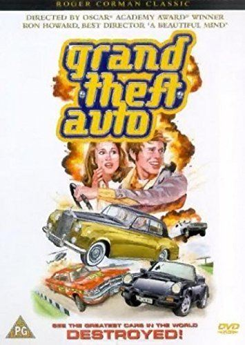 Grand Theft Auto (film) Amazoncom Grand Theft Auto Ron Howard Nancy Morgan Elizabeth