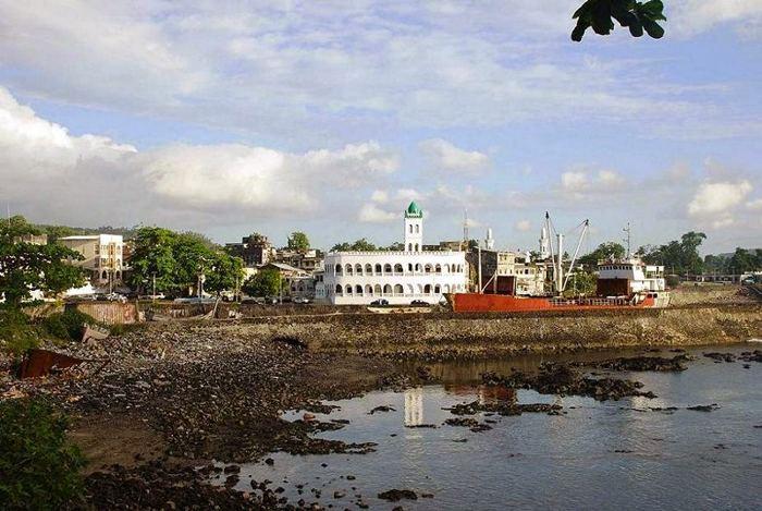 Grande Comore in the past, History of Grande Comore