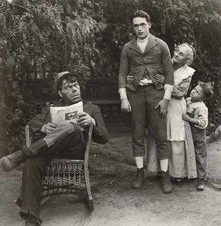 Grandma's Boy (1922 film) Grandmas Boy 1922 Toronto Film Society Toronto Film Society
