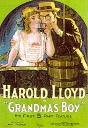 Grandma's Boy (1922 film) Grandmas Boy 1922