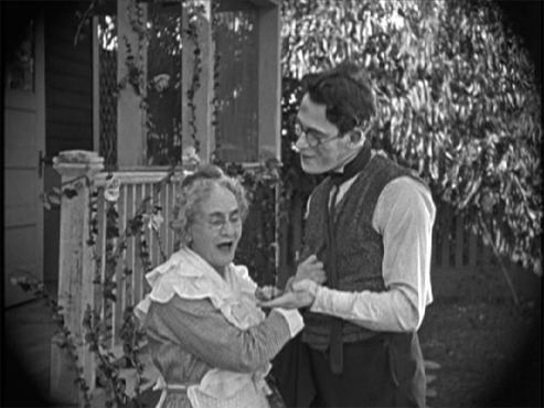 Grandma's Boy (1922 film) Silent Era Home Video Reviews