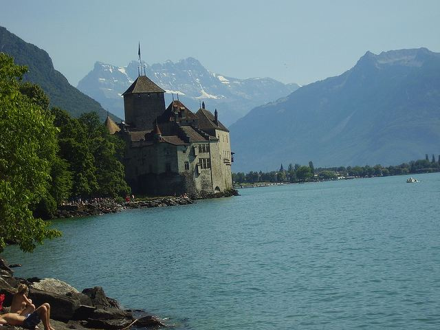 Grandson, Switzerland Beautiful Landscapes of Grandson, Switzerland