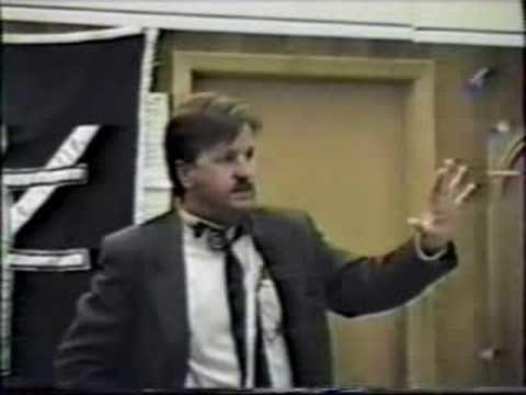Grant Bristow CSIS instigator Grant Bristow Speaks in Kitchener Ontario YouTube