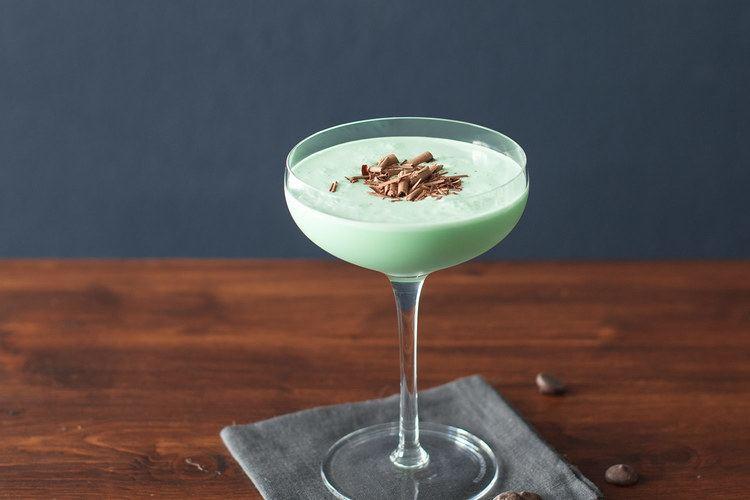 Grasshopper (cocktail) Grasshopper The Best Grasshopper You39ve Ever Had The Drink Blog