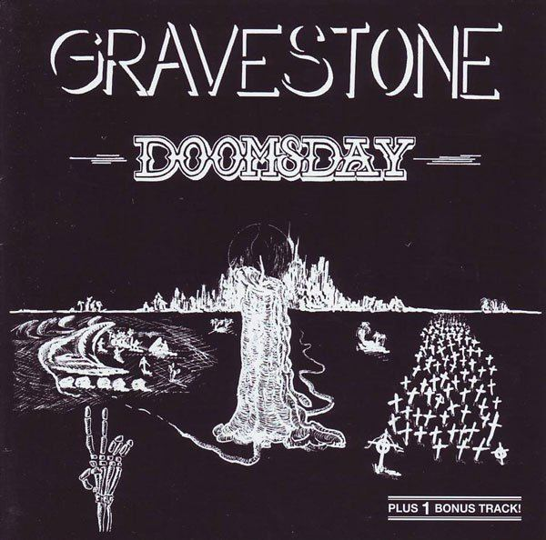Gravestone (band) GRAVESTONE discography and reviews