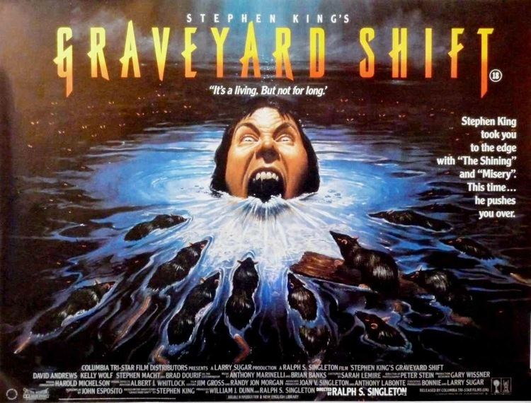 Graveyard Shift (1990 film) The Truth Inside The Lie Movie Review Graveyard Shift 1990