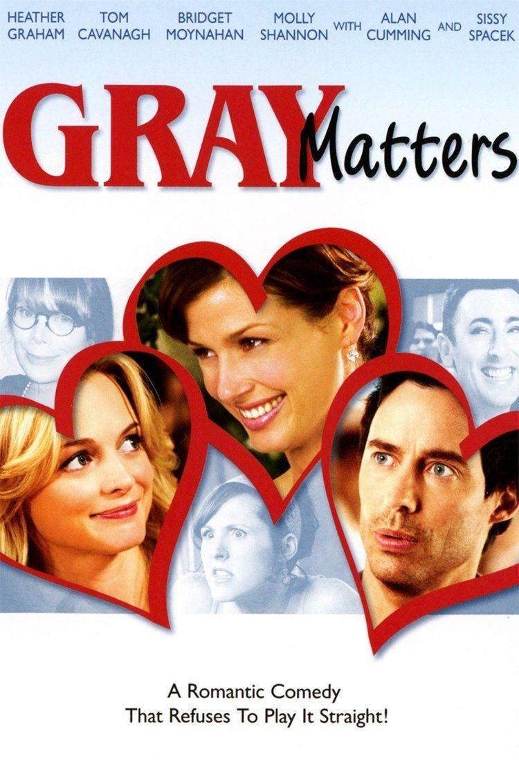 Gray Matters wwwgstaticcomtvthumbmovieposters164985p1649
