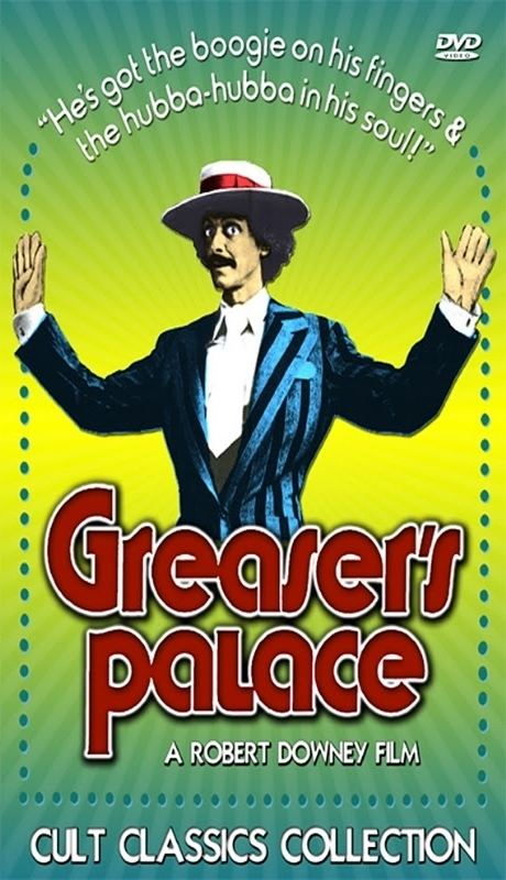 Greaser's Palace One For The Books Greasers Palace An Absurd Acid Western When