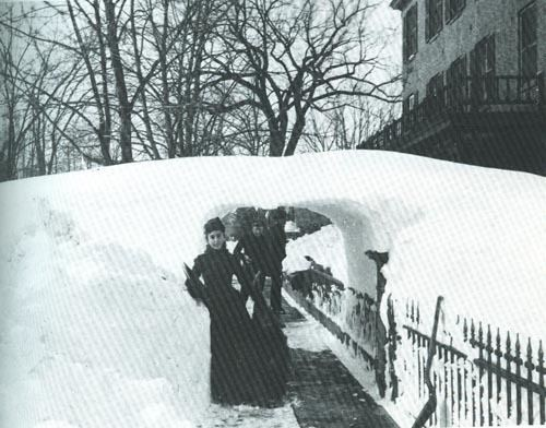 Great Blizzard of 1888 The Great Blizzard of 1888 America39s Greatest Snow Disaster