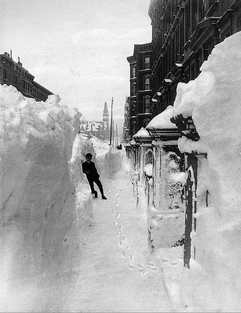 Great Blizzard of 1888 wwwartsstewcomwpcontentuploads201203Blizz