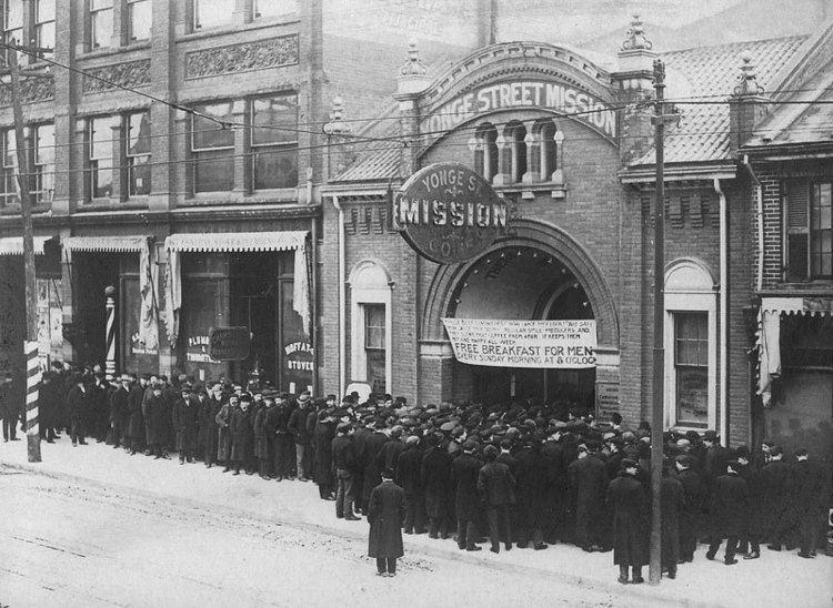 Great Depression in Canada