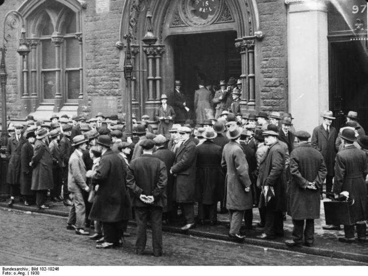 Great Depression in the United Kingdom