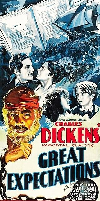 Great Expectations (1934 film) Great Expectations 1934 DVD Jane Wyatt Alan Hale Phillips Holmes