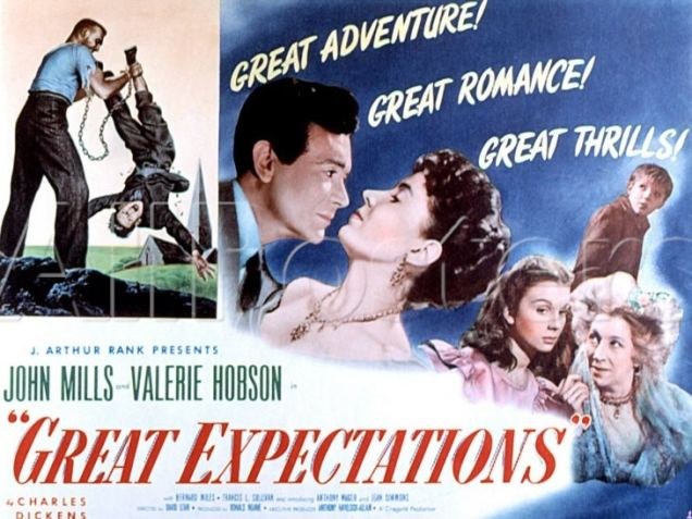 Great Expectations (1946 film) Classics From Criterion GREAT EXPECTATIONS 1946 Now Voyaging