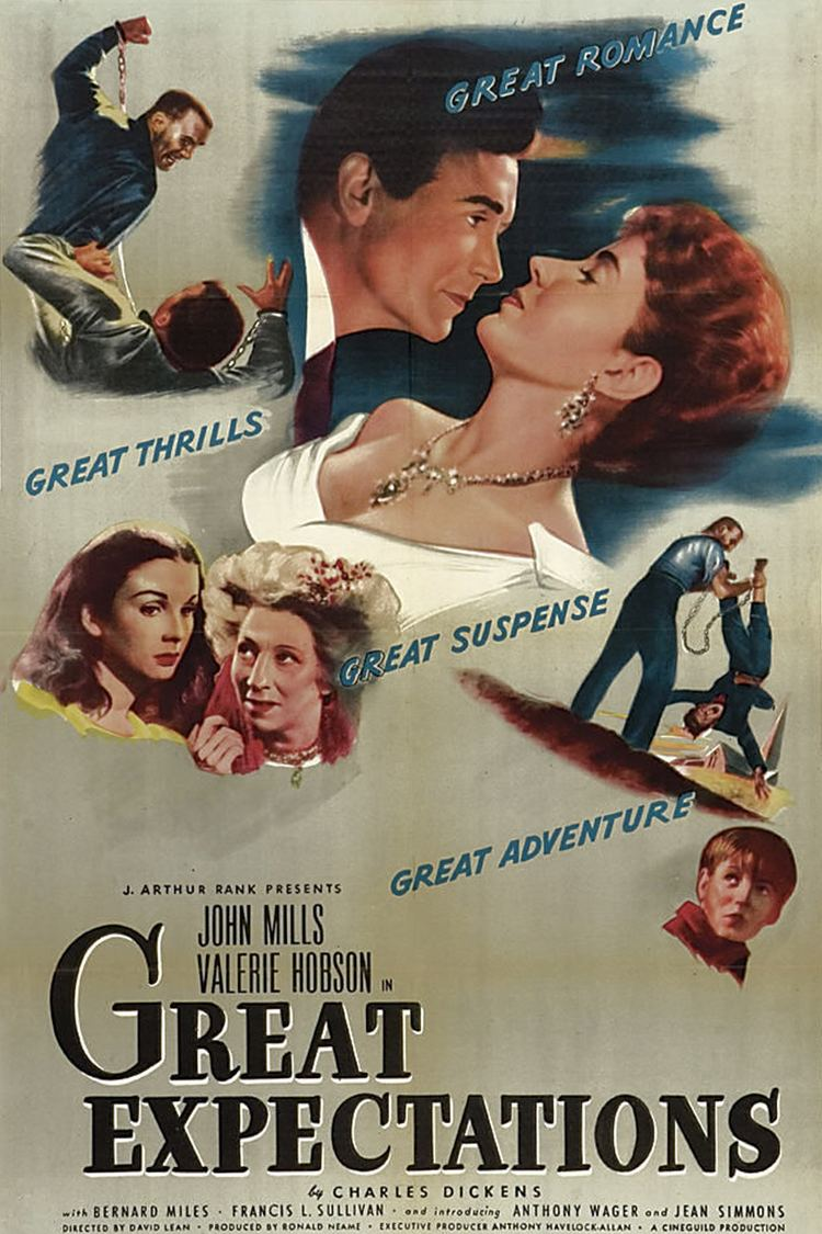 Great Expectations (1946 film) wwwgstaticcomtvthumbmovieposters6760p6760p