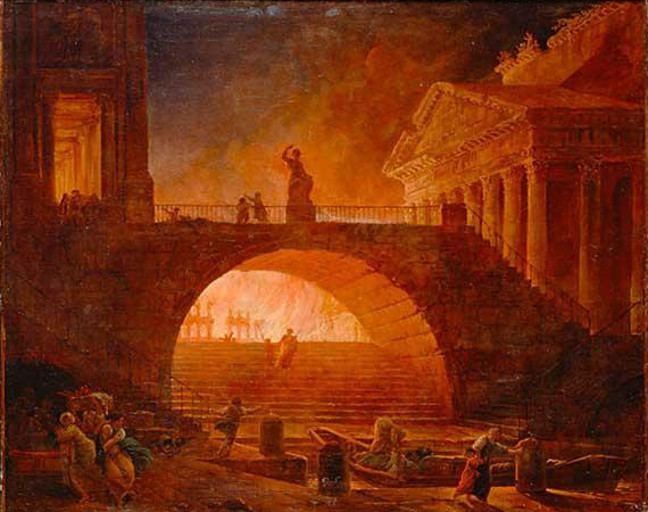 Great Fire of Rome httpsseanmungerfileswordpresscom201407gre
