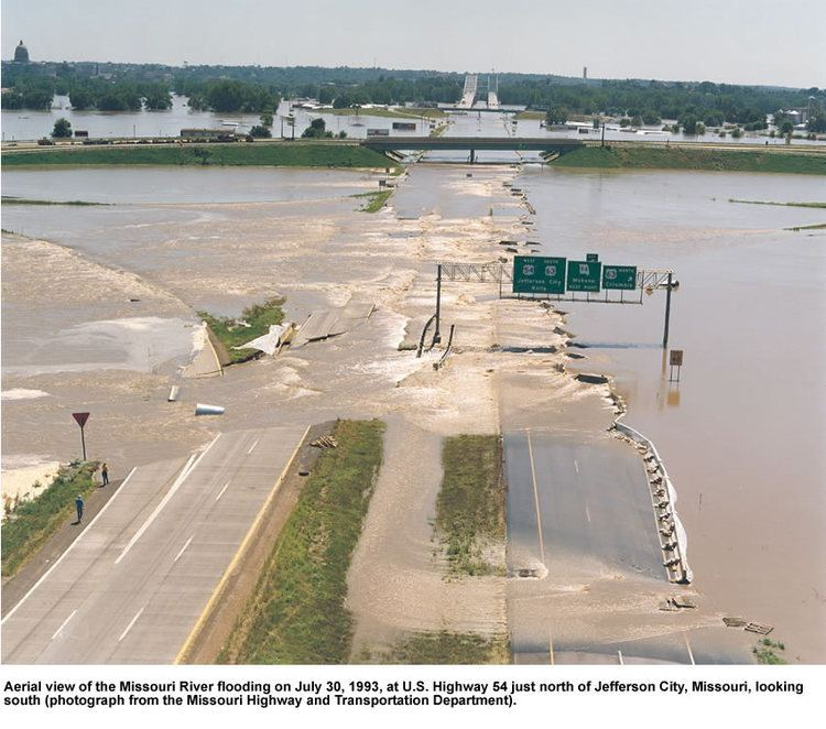 Great Flood of 1993 The Great Flood of 1993