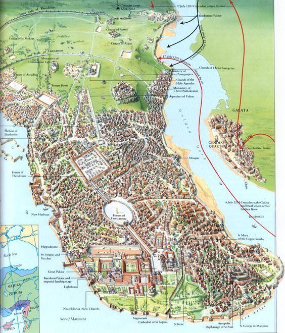 Great Palace of Constantinople great palace of constantinople reconstruction Google Search SPQR