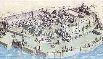 Great Palace of Constantinople The Fall of Byzantium Skibbereen EagleSkibbereen Eagle