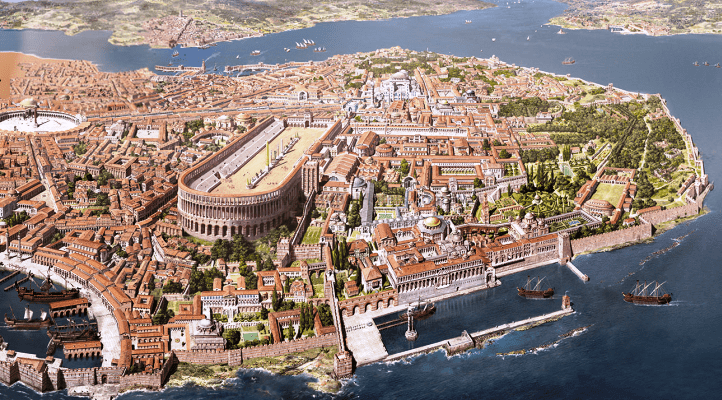Great Palace of Constantinople Istanbul Palaces in PreOttoman Era Catatan Kampus