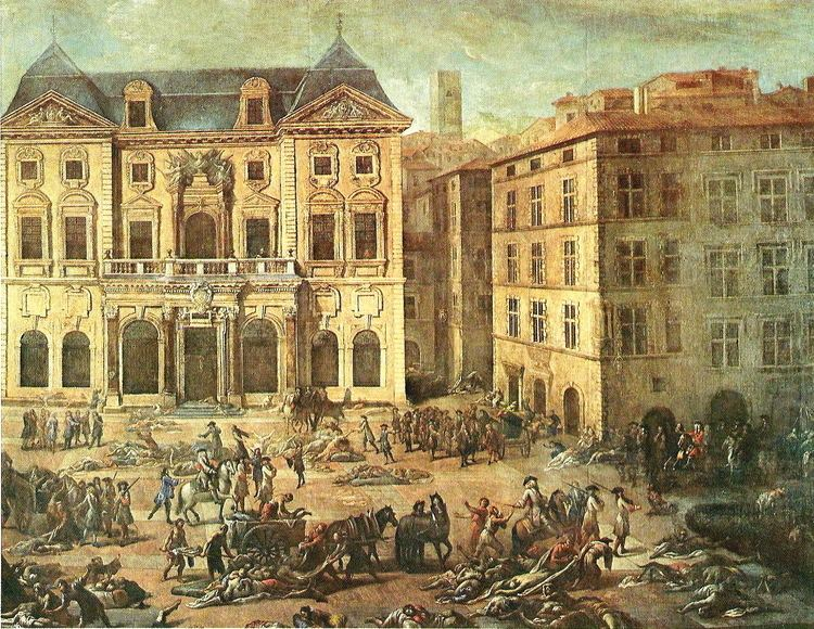 Great Plague of Marseille A Covent Garden Gilflurt39s Guide to Life The Great Plague of